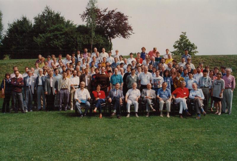 1992 Dortmunder Dynamische Woche - Group Photo 1