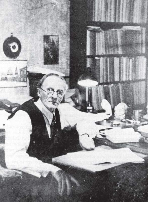 Photo of Boris Pavlovich Belousov  (1956-1958)