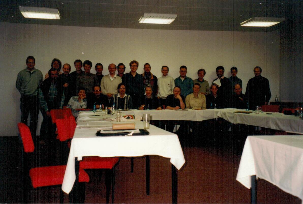 Group picture Herbstseminar 1997
