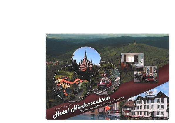 2020 Harzseminar - Post card front