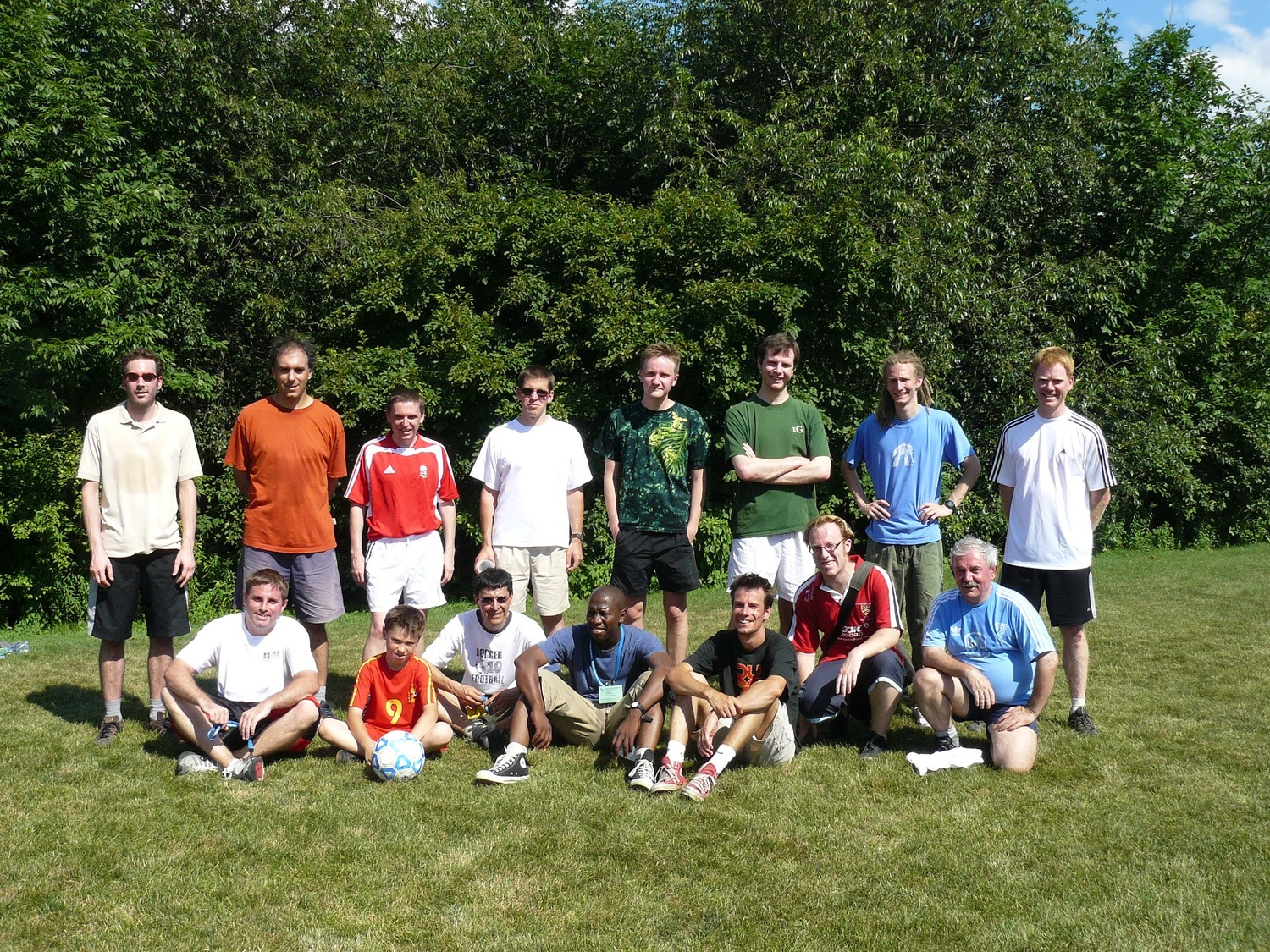 2008 Gordon Research Conferences: Oscillations & Dynamic Instability In Chemical Systems - Football