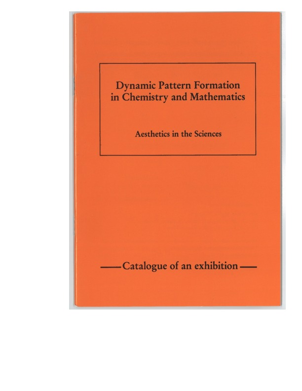 cover page of booklet in English