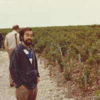 Photo of Irving Epstein at Bordeaux (1981)