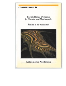 cover page of booklet in German