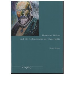 "Cover page of the book ""Hermann Haken und die Anfangsjahre der Synergetik"""