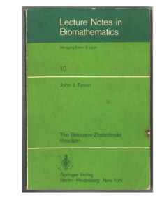 Cover page of the book Chemical Waves and Patterns (1995)