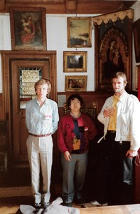 Alexander Mikhailov, Tomo Yamaguchi, and Stefan C. Müller