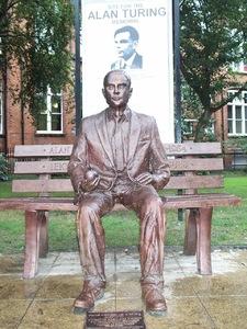 Turing Memorial