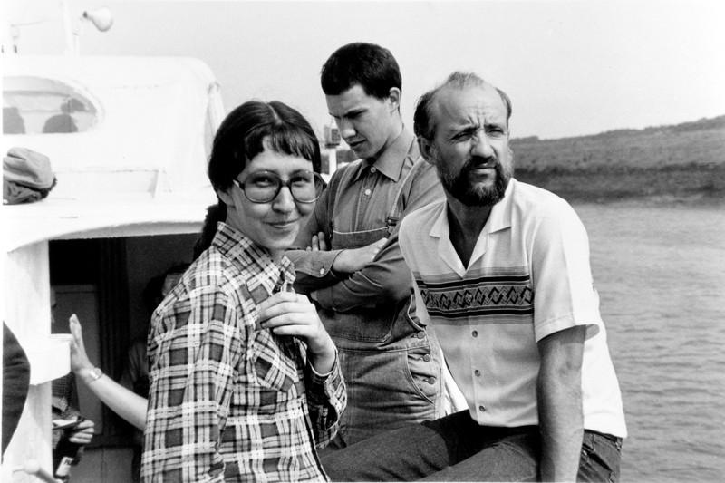 Natasha Sedova, Gene Selkov, and Arthur Winfree (1983)