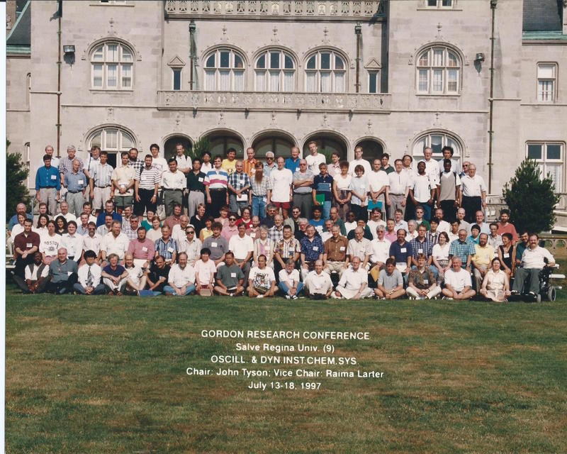 1997 Gordon Research Conferences: Oscillations & Dynamic Instability In Chemical Systems - Group