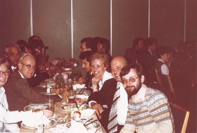 1979 Aachen -  Dinner