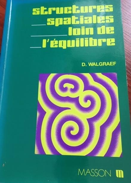 Cover of the book Structures spatiales loin de l'équilibre (1988)