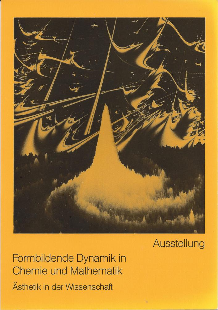 1988 Exhibition on Dynamic Pattern Formation in Chemistry and Mathematics German Version