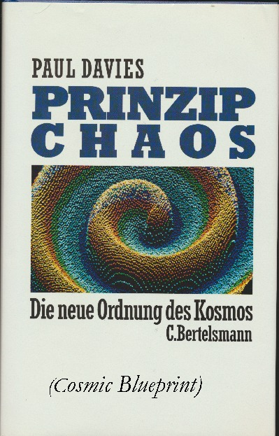 Cover of the book Die neue Ordnung des Kosmos (1988)