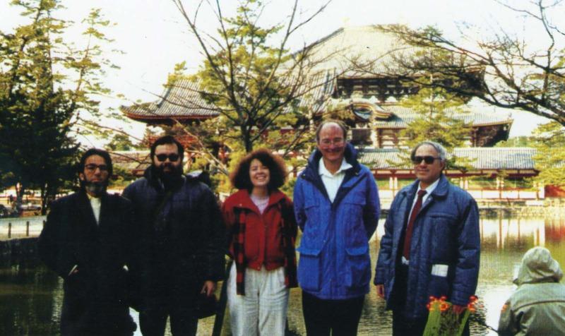 Group Photo at the 40th Okazaki Conference (1991)