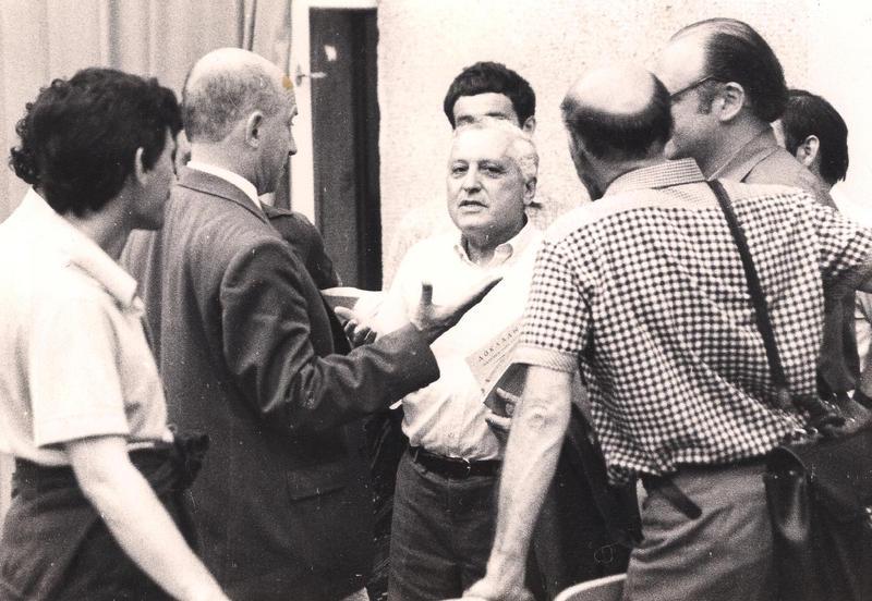 Discussion Between Grigory Isaakovich Barenblatt and Ilya Romanovich Prigogine (1983)