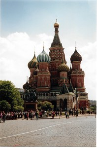 Church on Red Square