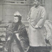 Queen Victoria and the Prince of Wales