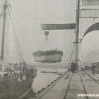 Ships at Esmeralda Street, Valparaiso Harbour, 1895